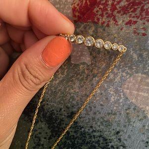 Kate spade ♠️ gold plated shiny bracelet ✨